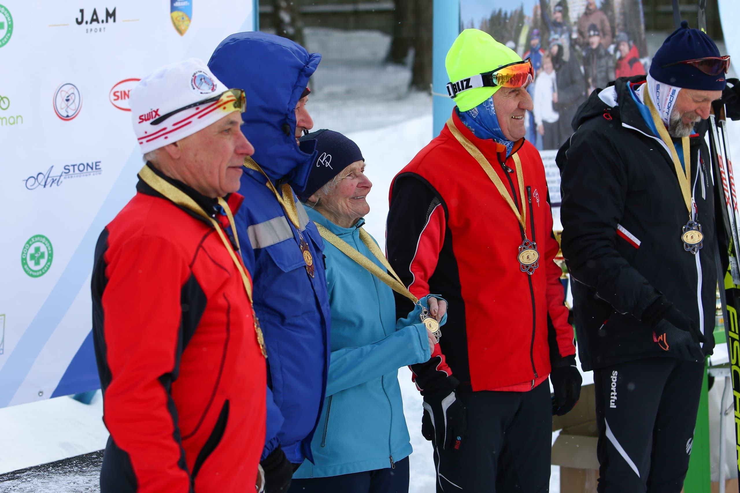Медали, докторский марафон
