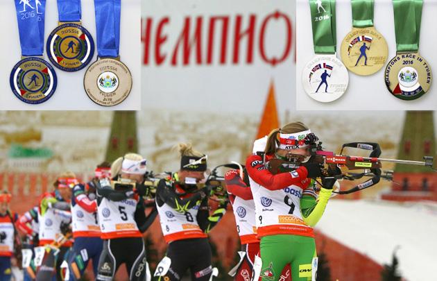 Гонка чемпионов и Приз губернатора Тюменской области